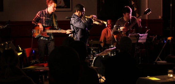Video extracts of recent Sheffield Jazz gigs