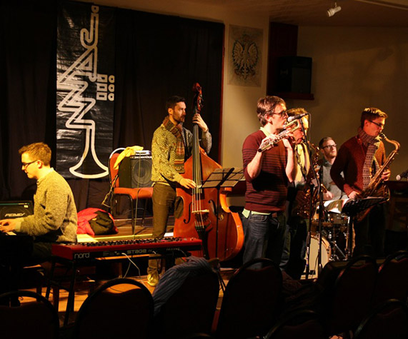 About Sheffield Jazz