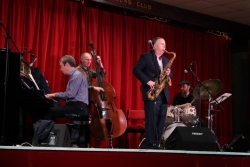 Harry Allen Quartet with Andrea Pozza
